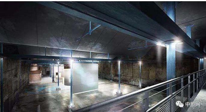 120幅巨型投影打造光之博物馆加料机